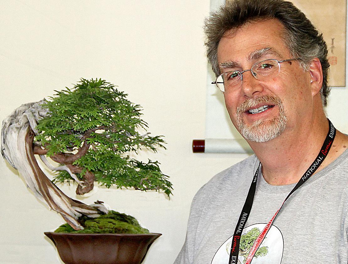 Mark Arpag Mohawk Hudson Bonsai Society